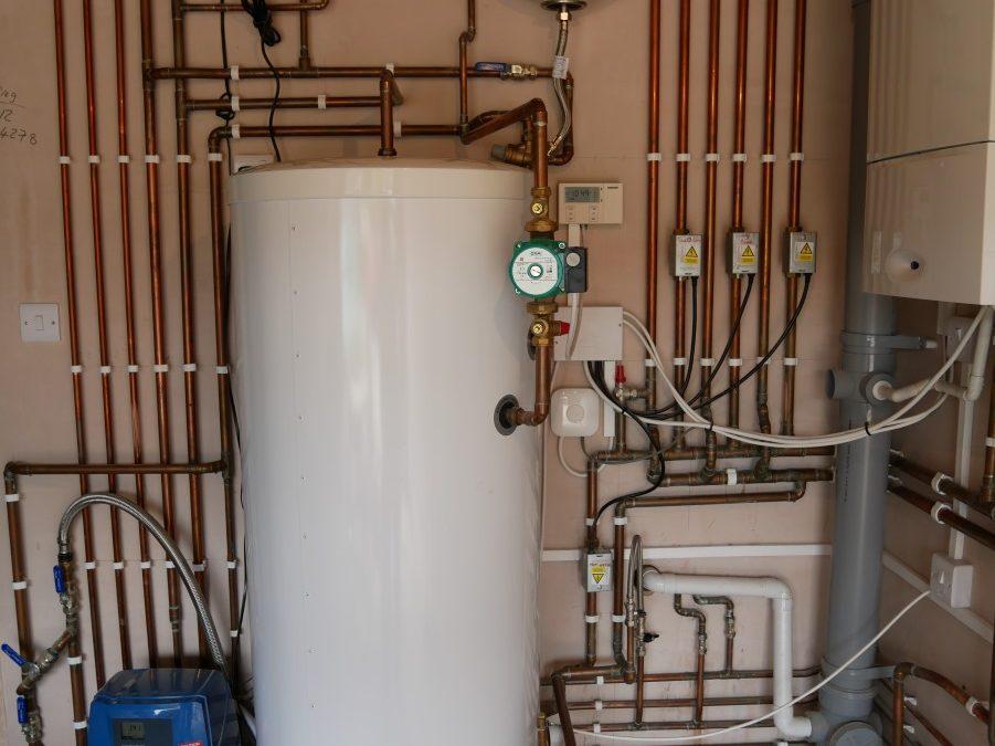 Boiler for 5 bedroom house