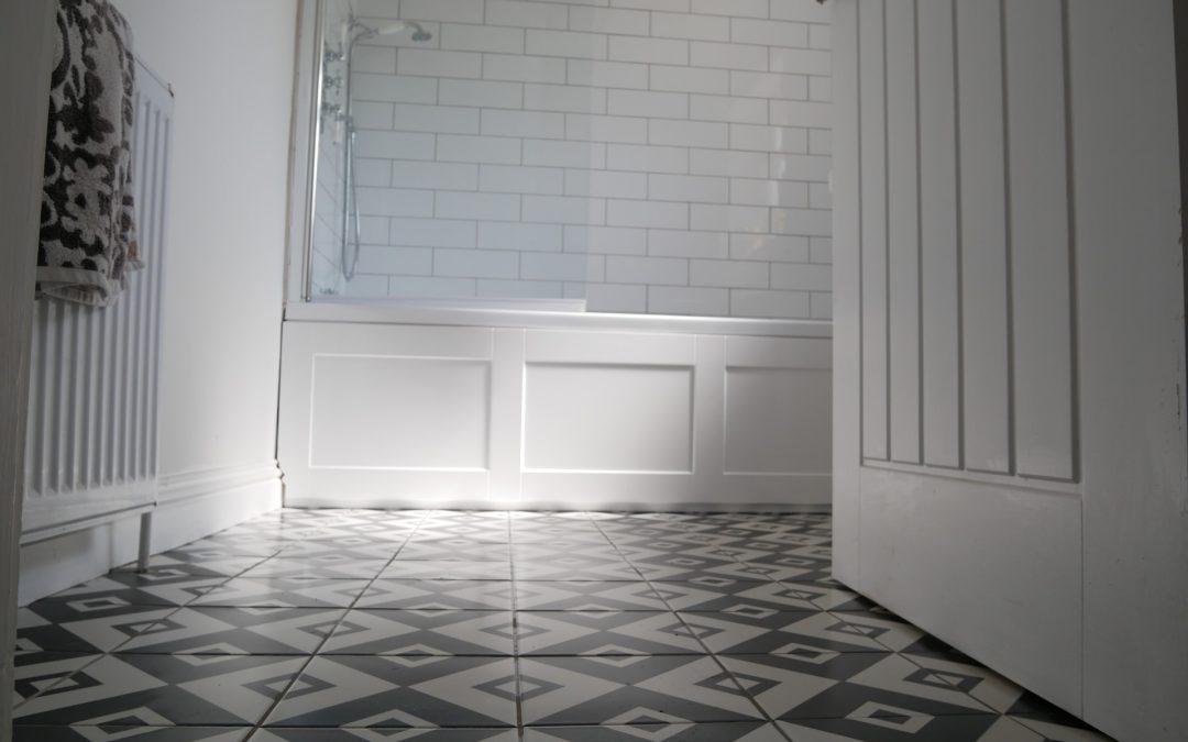 Bathroom in Steeple Claydon